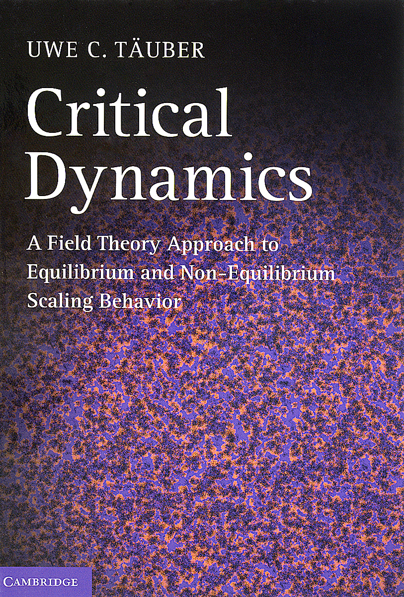 Critical Dynamics: A Field Theory Approach to Equilibrium and Non-Equilibrium Scaling Behavior quantum field theory and the standard model