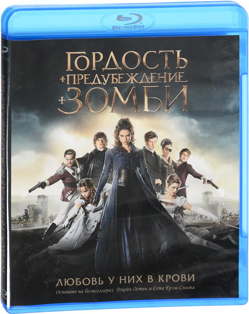 Гордость и предубеждение и зомби (Blu-ray) andale pictures screen gems vertigo entertainment