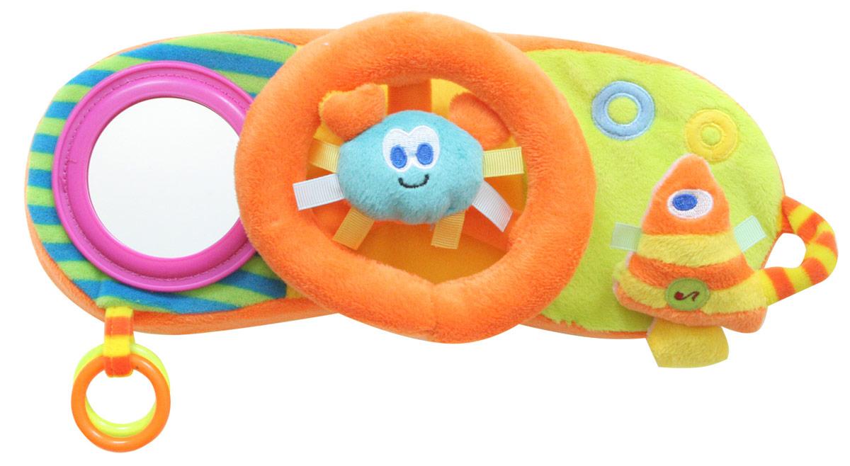 Mara Baby Развивающая игрушка Руль развивающая игрушка музыкальный молоток happy baby magic hammer звук