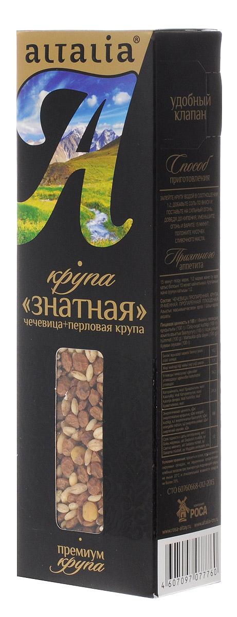 Altalia крупа Знатная, 300 г куплю шпалы деревянные б у в алтайском крае