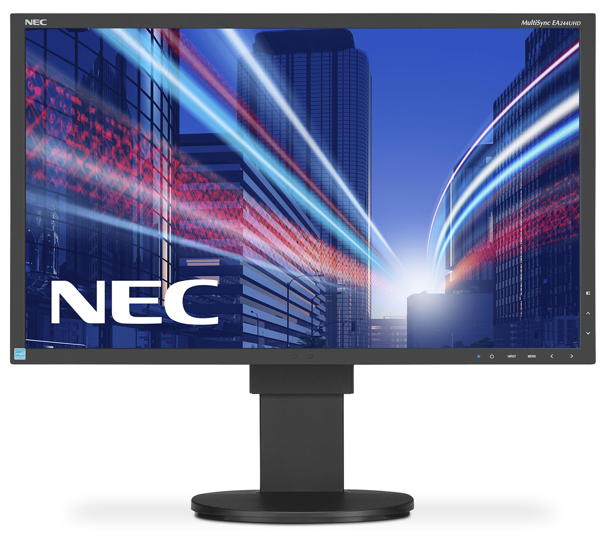 NEC EA275UHD-BK, Black монитор аксессуар чехол bq bqs 5065 choice cojess ultra slim book экокожа флотер light blue