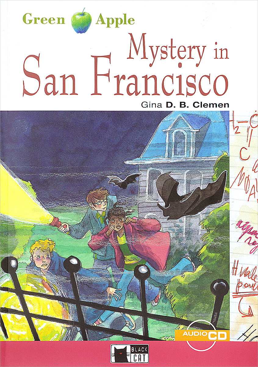 Mystery In San Francisco (+ CD) what was the san francisco earthquake