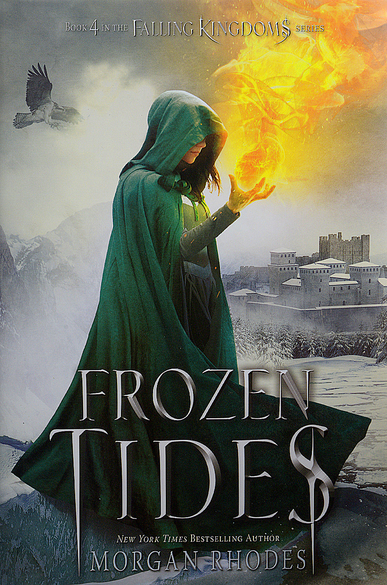Frozen Tides: A Falling Kingdoms Novel falling kingdoms rebel spring