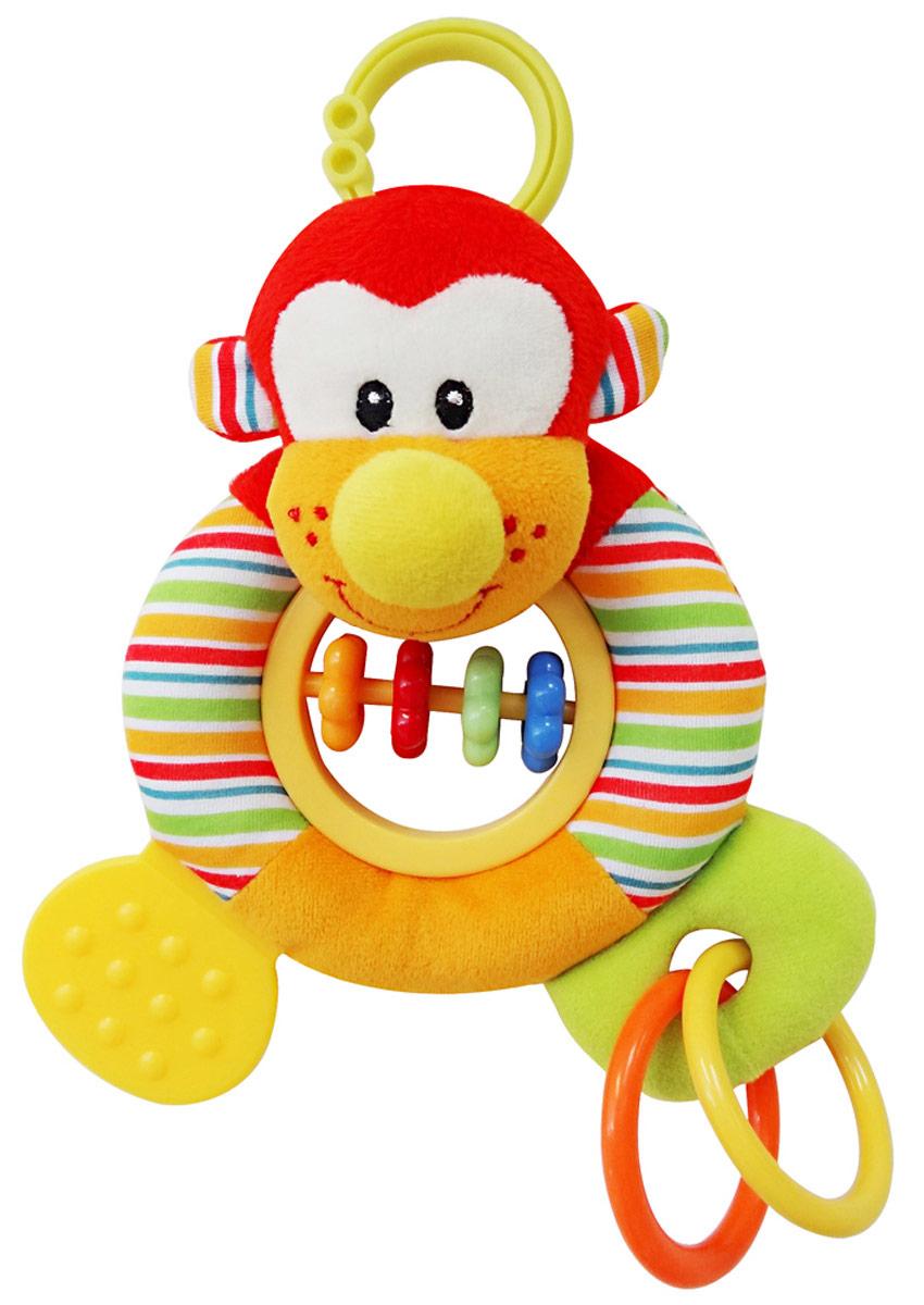 Ути-Пути Развивающая игрушка Обезьянка мягкие игрушки amico развивающая игрушка обезьянка