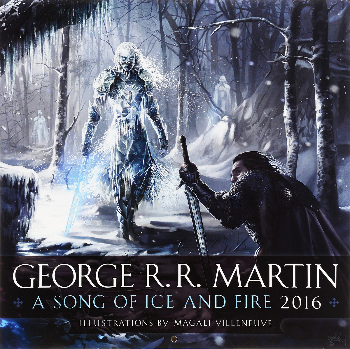 SONG OF ICE AND FIRE 2016