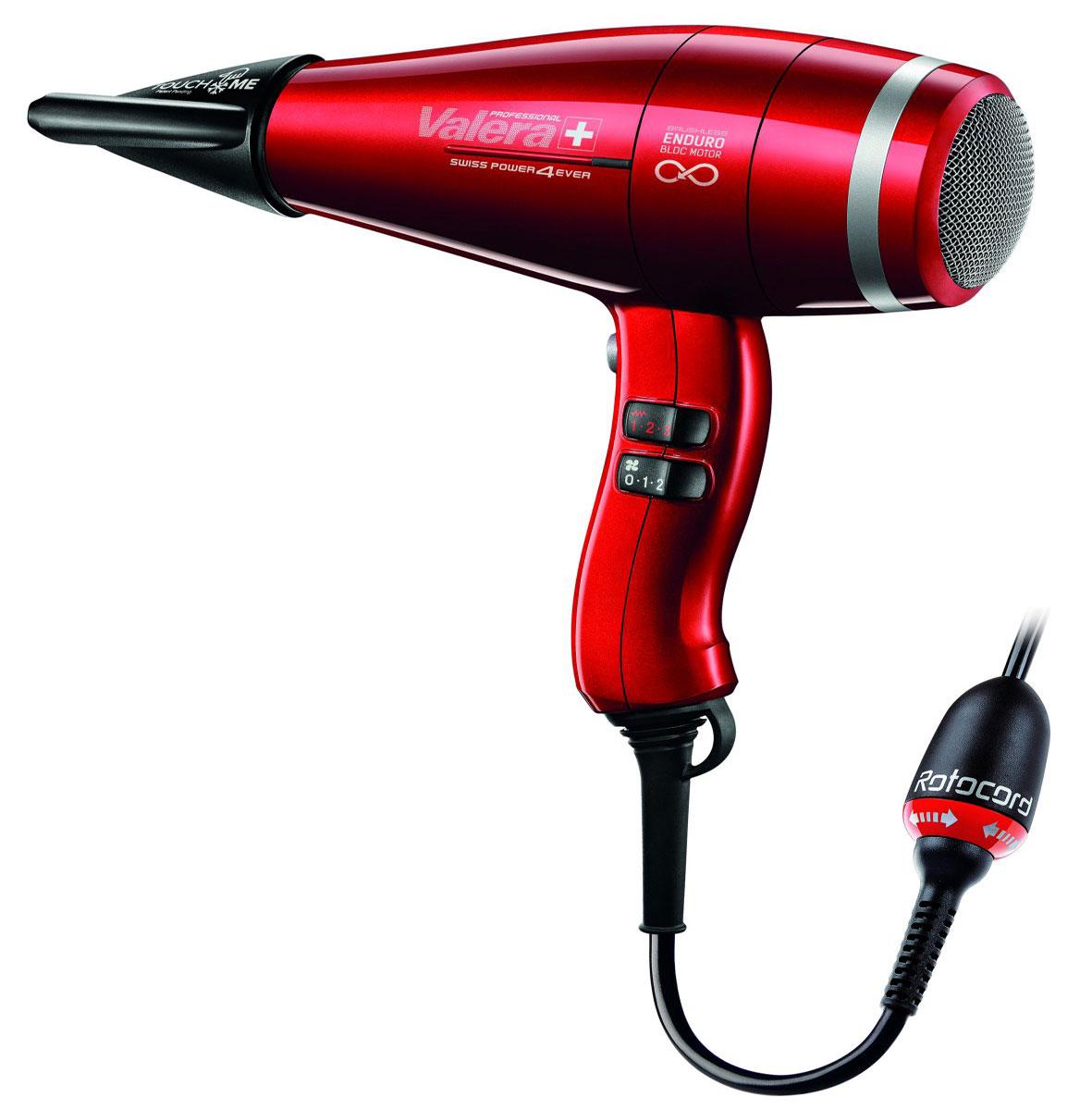 Valera SP4 D RC Swiss Power4ever, Red профессиональный фен - Фены