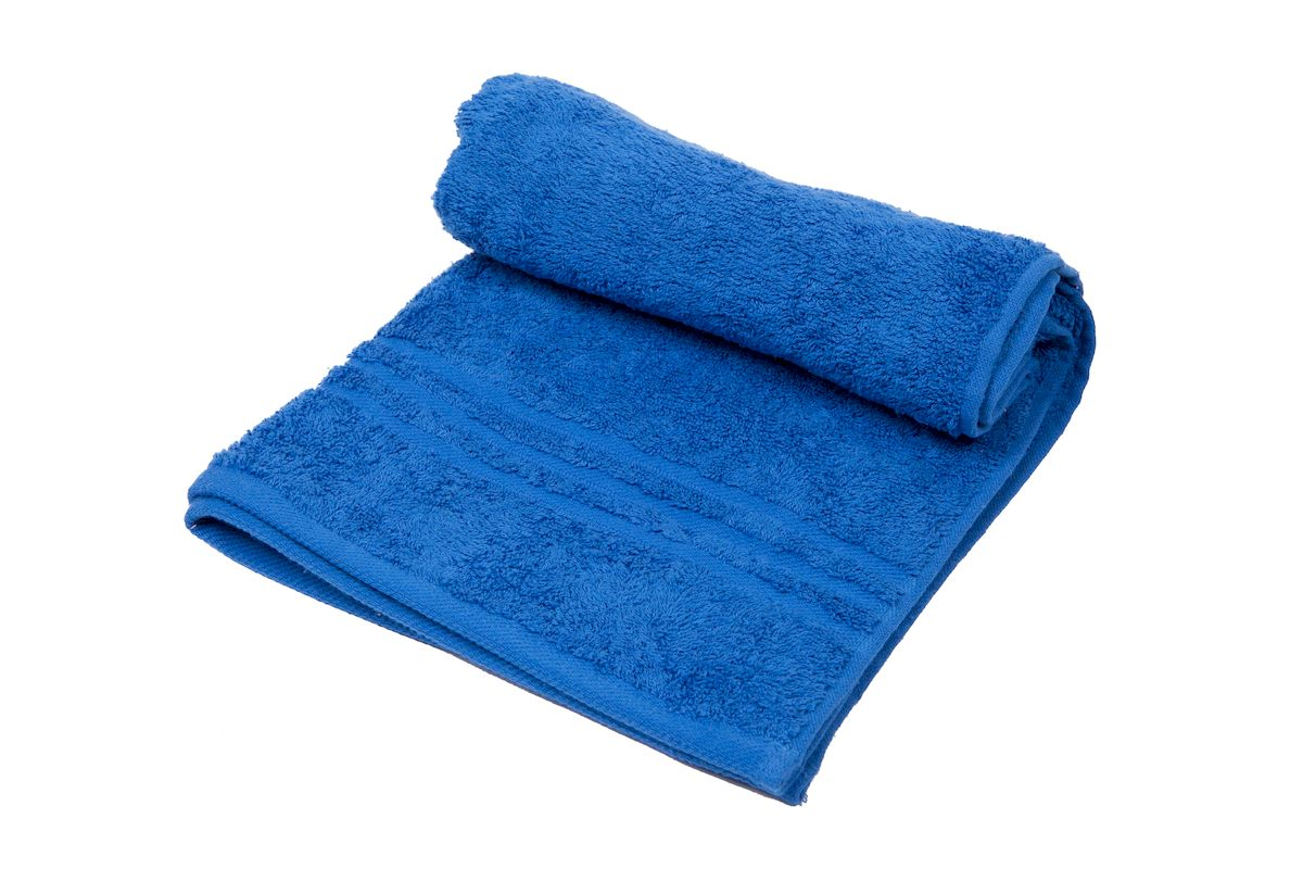 Полотенце махровое Arloni Marvel, цвет: синий, 70 x 140 см. 44037.344037.3Полотенце Arloni Marvel, выполненное из натурального хлопка, подарит вам мягкость и необыкновенный комфорт в использовании. Ткань не вызывает аллергических реакций, обладает высокой гигроскопичностью и воздухопроницаемостью. Полотенце великолепно впитывает влагу, нежное на ощупь не теряет своих свойств после многократной стирки.