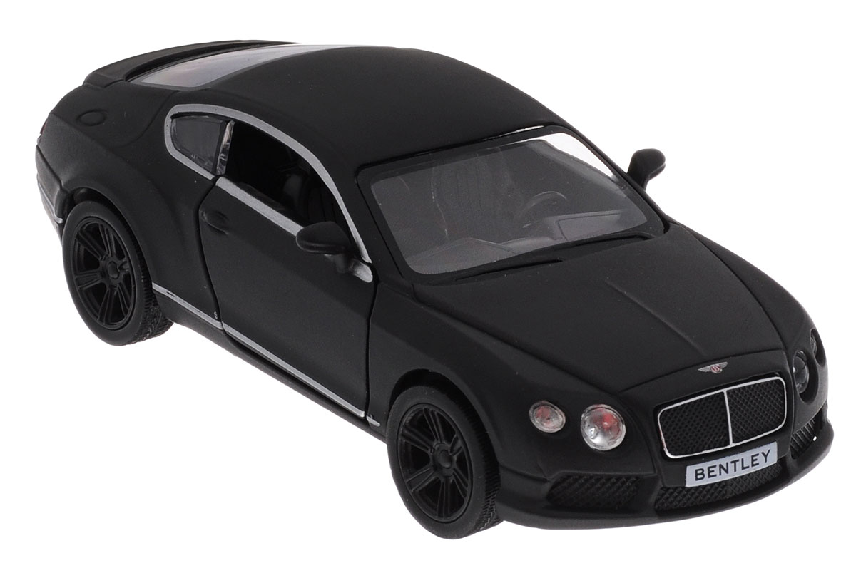 Uni-Fortune Toys Модель автомобиля Bentley Continental GT V8 uni fortune toys модель автомобиля porsche cayenne turbo