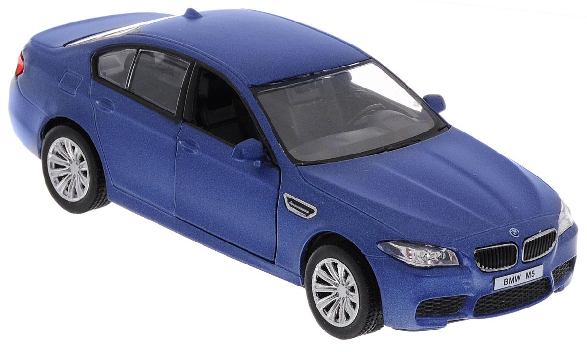 Uni-FortuneToys Модель автомобиля BMW M5 цвет синий