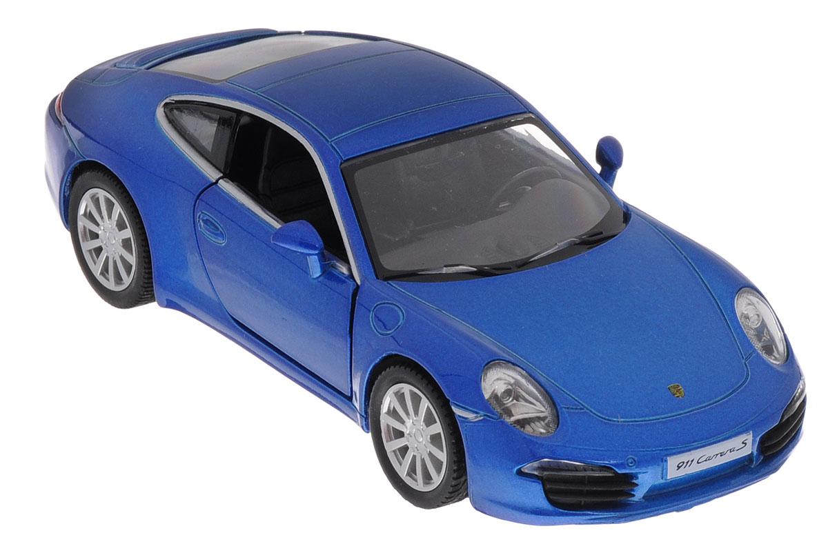 Uni-Fortune Toys Модель автомобиля Porsche 911 Carrera S uni fortunetoys модель автомобиля volkswagen touareg