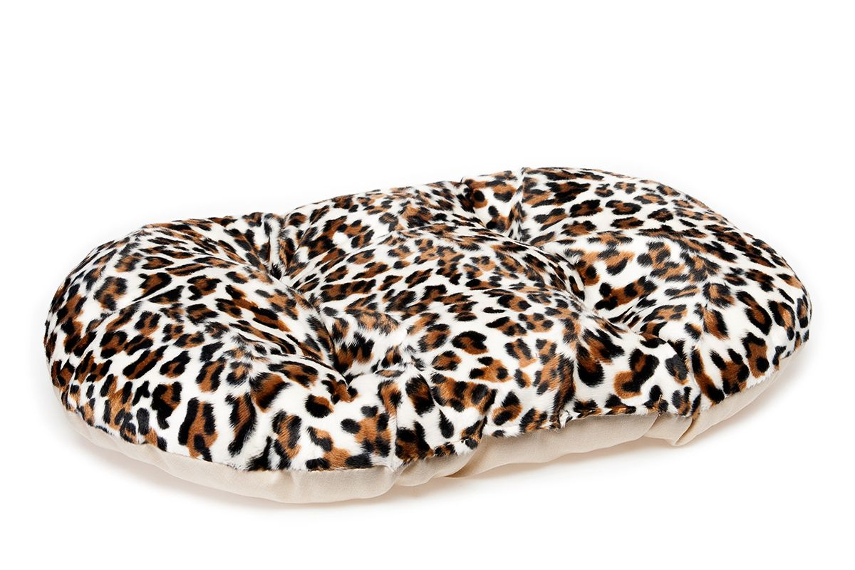 Матрас овальный Pride Гепард, 53 х 43 см интернет магазин гепард