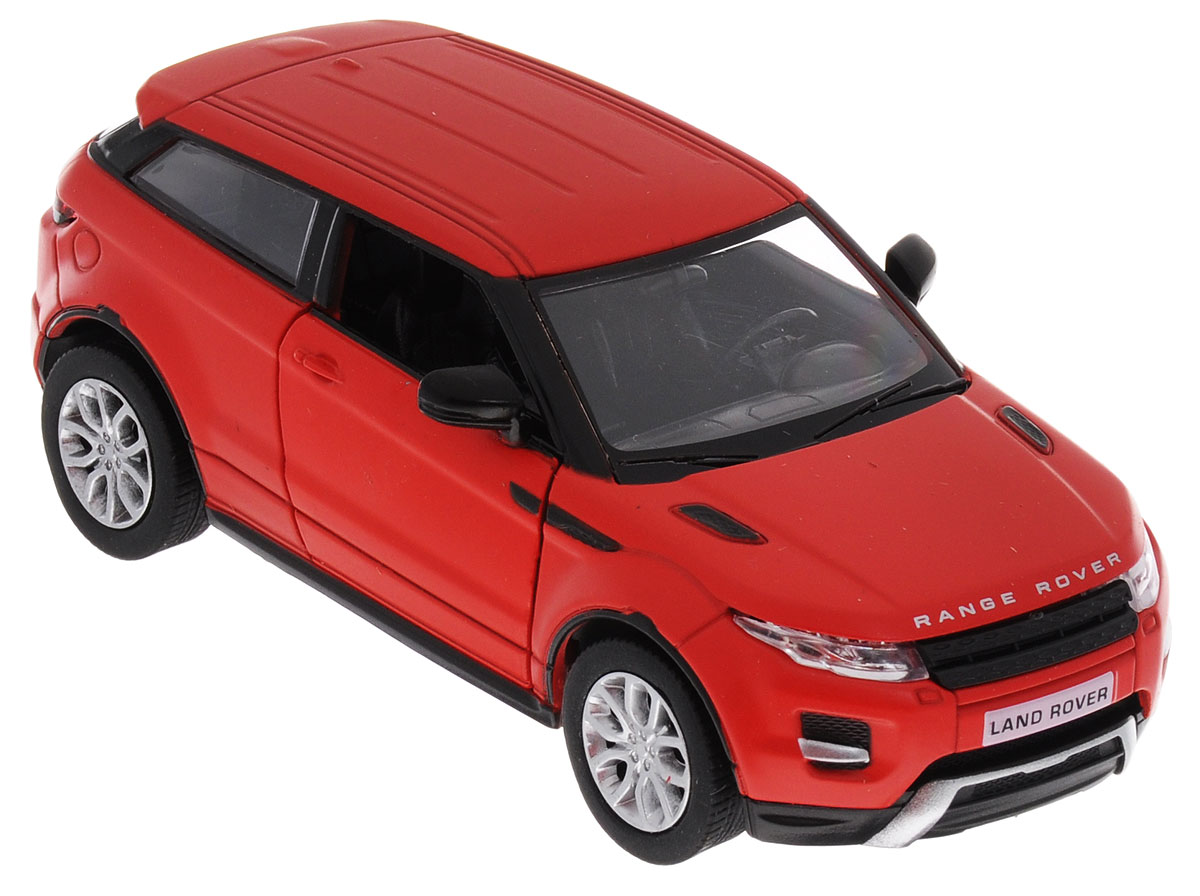 Uni-FortuneToys Модель автомобиля Range Rover Evoque pitstop модель автомобиля range rover evoque цвет белый
