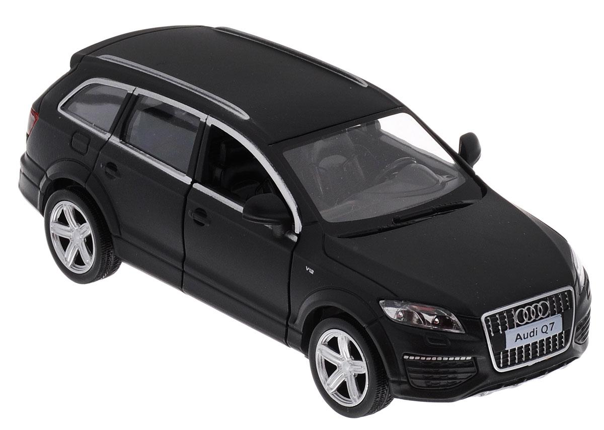 Uni-Fortune Toys Модель автомобиля Audi Q7 V12 welly модель автомобиля audi q7 цвет серый