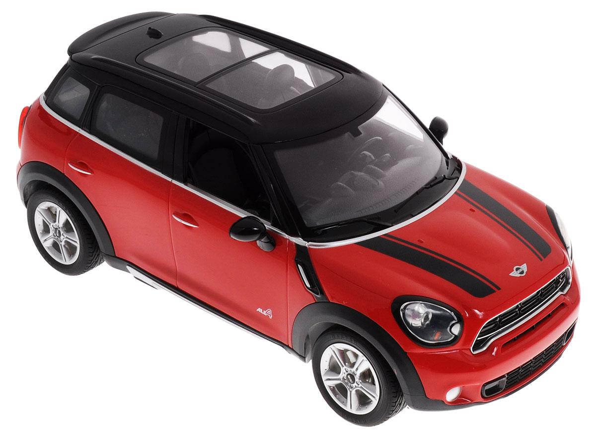 Rastar Радиоуправляемая модель Mini Cooper S Countryman цвет красный масштаб 1:14