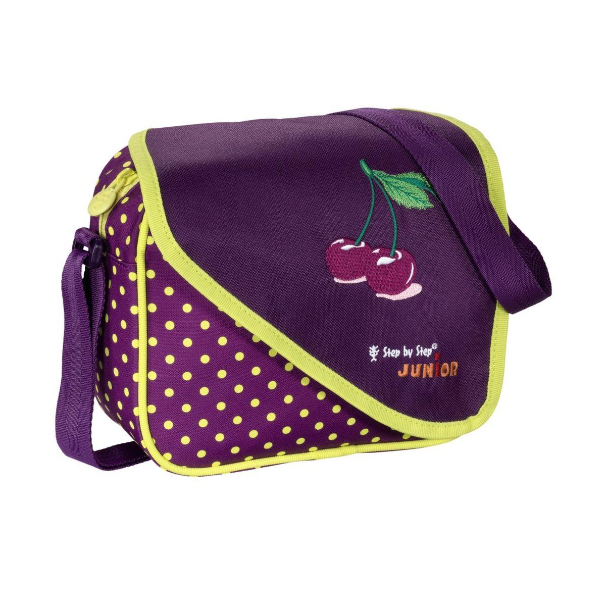 Hama Сумка детская Step By Step Alpbag Purple Cherry eowyn kerr insight guides rome step by step