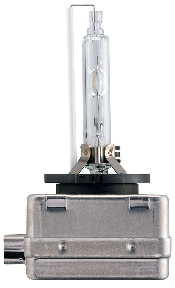 Лампа автомобильная ксеноновая Philips Xenon X-tremeVision, для фар, цоколь D3S (PK32d-5), 42V, 35W. 42403XVS142403XVS1Ксеноновая лампа для автомобильных фар Philips Xenon X-tremeVision изготовлена из кварцевого стекла, устойчивого к УФ-излучению. Такое стекло обладает более высокой прочностью (по сравнению с тугоплавким стеклом) и отличается высокой устойчивостью к перепадам температур и вибрации. Например, при попадании влаги на работающую лампу изделие не взрывается и продолжает работать. Лампы выдерживают высокое внутреннее давление, поэтому такое кварцевое стекло обеспечивает более мощный свет. Лампы Xenon HID (High Intensity Discharge - разряд высокой интенсивности) производят в два раза больше света, обеспечивая лучшую видимость на дороге в любых условиях. Интенсивный белый свет ламп Xenon HID, схожий с дневным светом, помогает водителям сохранять концентрацию внимания и быстрее реагировать на препятствия и дорожные знаки, чем при использовании традиционных ламп. Лампа Philips Xenon X-treme Vision производят до 50% больше света, они обеспечивают максимальную яркость и видимость на дороге, удовлетворяя потребности самых взыскательных водителей.
