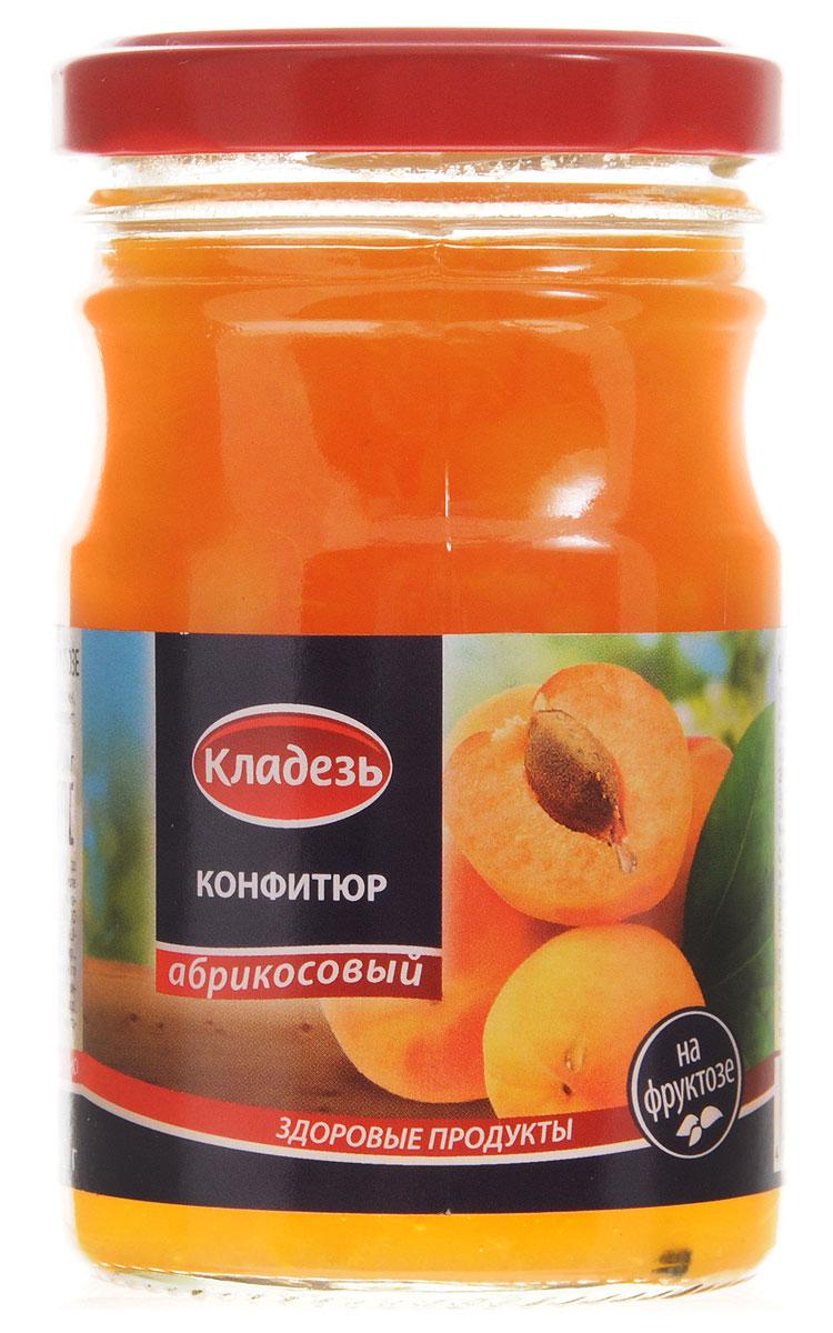 Кладезь конфитюр абрикосовый, 210 г обои фокс винил конфитюр 58118