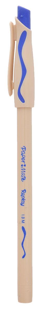 Ручка шариковая REPLAY со стираемыми чернилами, с ластиком, синяя, 1,0 ммS0300760 BLОсобенности: Стираемые чернила