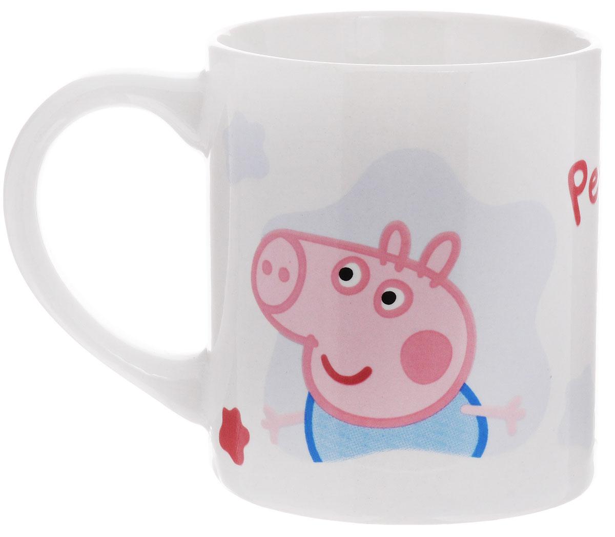 Peppa Pig Кружка детская 210 мл в подарочной упаковкеSWT260-02