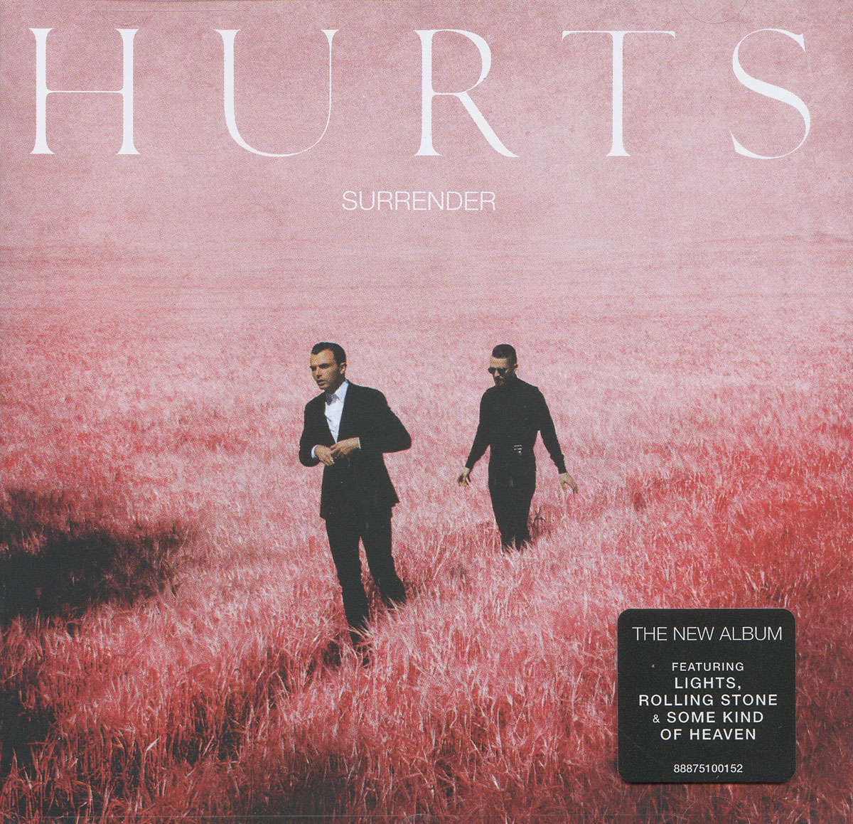 Hurts Hurts. Surrender hurts – desire cd