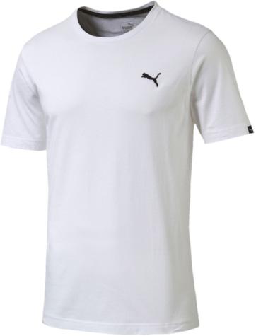 Футболка мужская Puma ESS Tee, цвет: белый. 83823802. Размер XXL (52/54)
