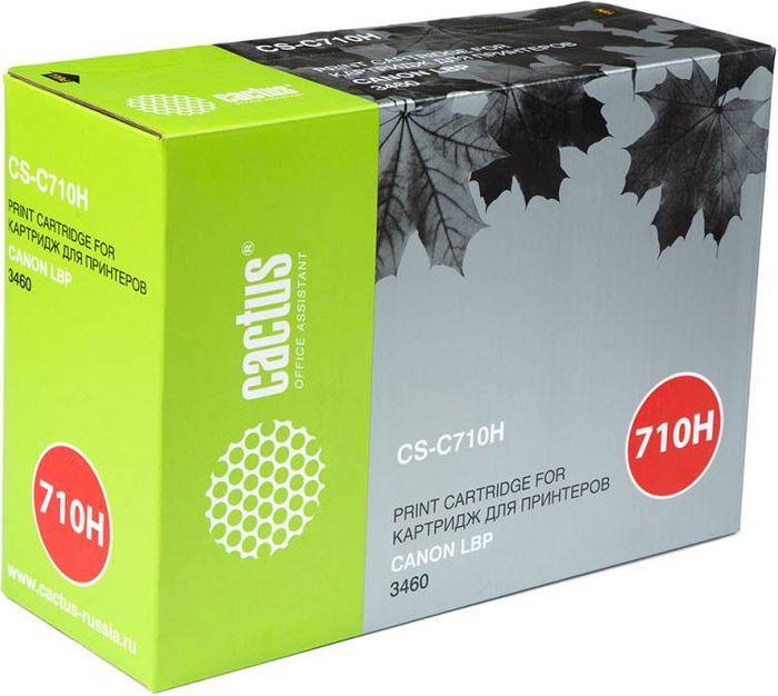 Cactus CS-C710H, Black тонер-картридж для Canon LBP 3460CS-C710HТонер-картридж Cactus CS-C710H для лазерных принтеров Canon LBP 3460.Расходные материалы Cactus для лазерной печати максимизируют характеристики принтера. Обеспечивают повышенную чёткость чёрного текста и плавность переходов оттенков серого цвета и полутонов, позволяют отображать мельчайшие детали изображения. Гарантируют надежное качество печати.