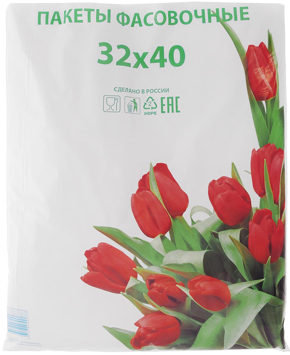 Пакет фасовочный Артпласт Тюльпаны, 32 х 40 см, 1000 штФНД21117Фасовочные пакеты Артпласт Тюльпаны - это пакеты без ручек, выполненные из ПНД (полиэтилена низкого давления). Такие пакеты являются практичными, экономичными и простыми. Фасовочные пакеты в основном используются для упаковки различных пищевых продуктов, а также упаковки некоторых видов товаров непродовольственной группы. Пакеты упакованы в пласт белого цвета с изображением красных тюльпанов. Размер пакетов: 32 х 40 см. Толщина: 12 микрон.
