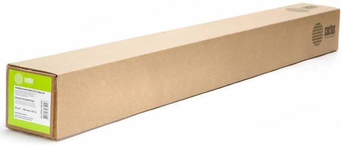 Cactus CS-LFP80-1067457E/80г/м2 бумага для широкоформатной печати (45,7 м)