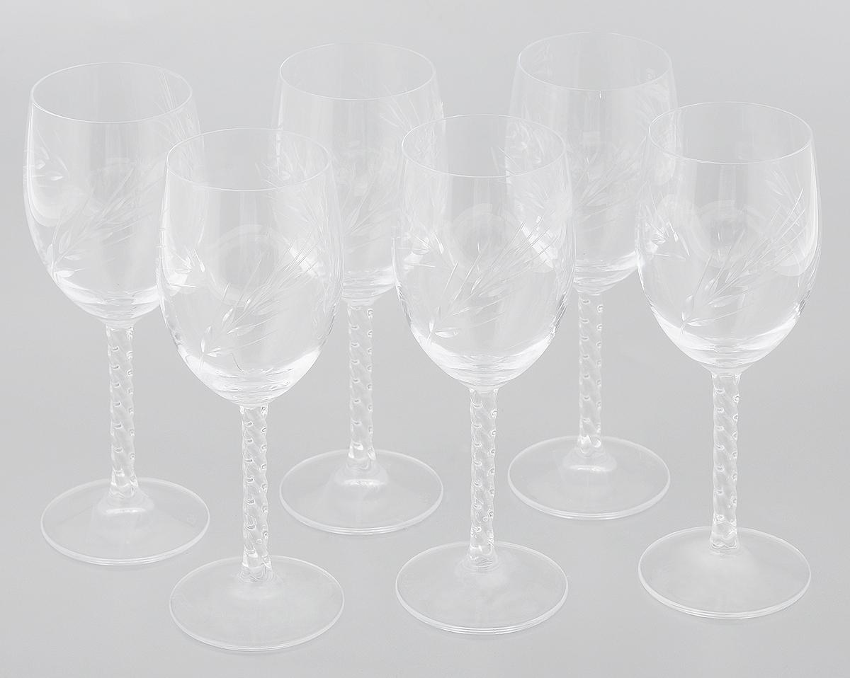 Набор бокалов Cristal d'Arques Fleury Epi, 200 мл, 6 шт бокалы cristal d arques
