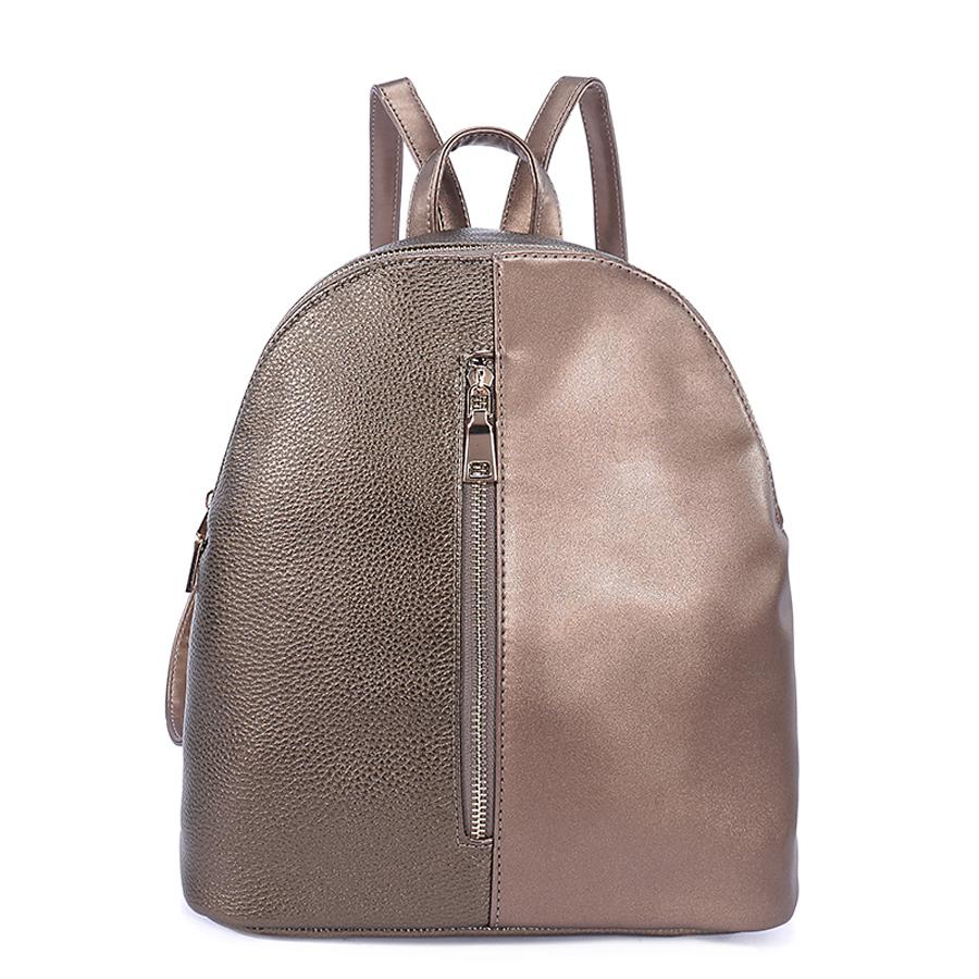Рюкзак женский Orsa Oro, цвет: бронзовый. D-178/7 сумка женская orsa oro цвет черный d 123 46