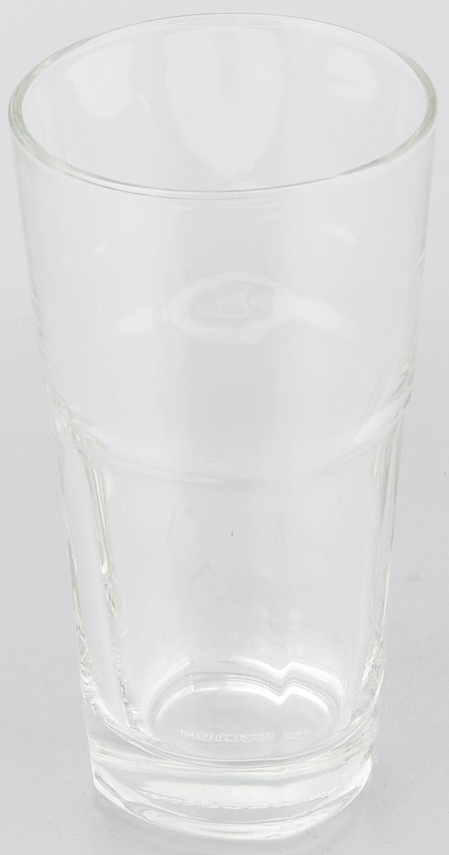 Стакан Tescoma Julia, 350 мл306020Стакан Tescoma Julia изготовлен из прочного прозрачного стекла. Такой стакан прекрасно дополнит сервировку стола и порадует вас практичностью и классическим дизайном. Изделие можно мыть в посудомоечной машине.Диаметр (по верхнему краю): 7,5 см.Высота: 14,5 см.