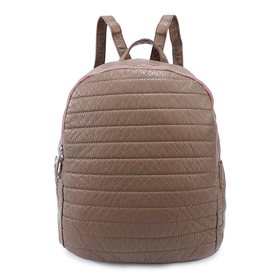 Рюкзак женский Orsa Oro, цвет: бронзовый. D-192/7 сумка женская orsa oro цвет черный d 123 46