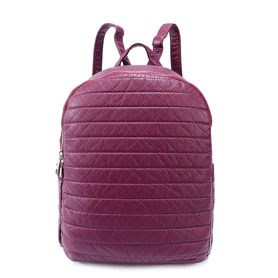 Рюкзак женский Orsa Oro, цвет: винный. D-192/8
