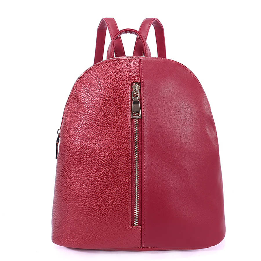 Рюкзак женский Orsa Oro, цвет: красный. D-178/26