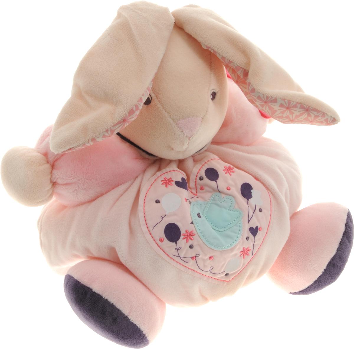 Kaloo Мягкая игрушка Заяц Птичка 23 см мягкие игрушки kaloo заяц большой птичка коллекция розочка
