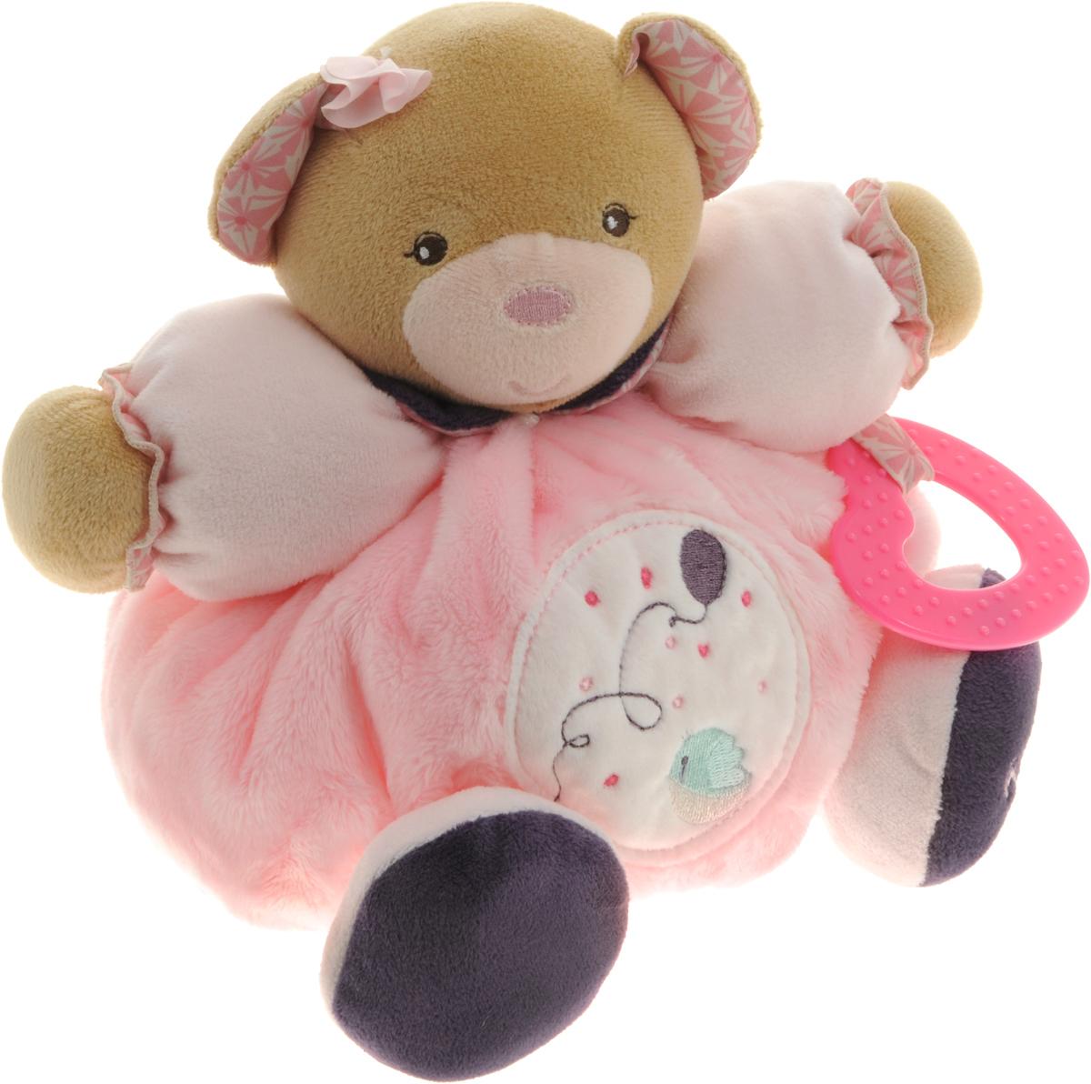Kaloo Мягкая игрушка Мишка Воздушный шарик 19 см мягкие игрушки kaloo овечка 45 см коллекция друзья