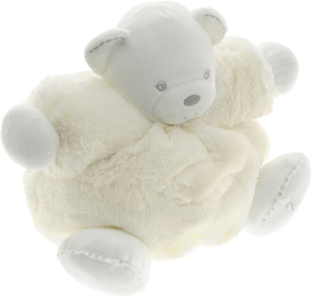Kaloo Мягкая игрушка Мишка цвет кремовый 22 см мягкие игрушки kaloo овечка 45 см коллекция друзья