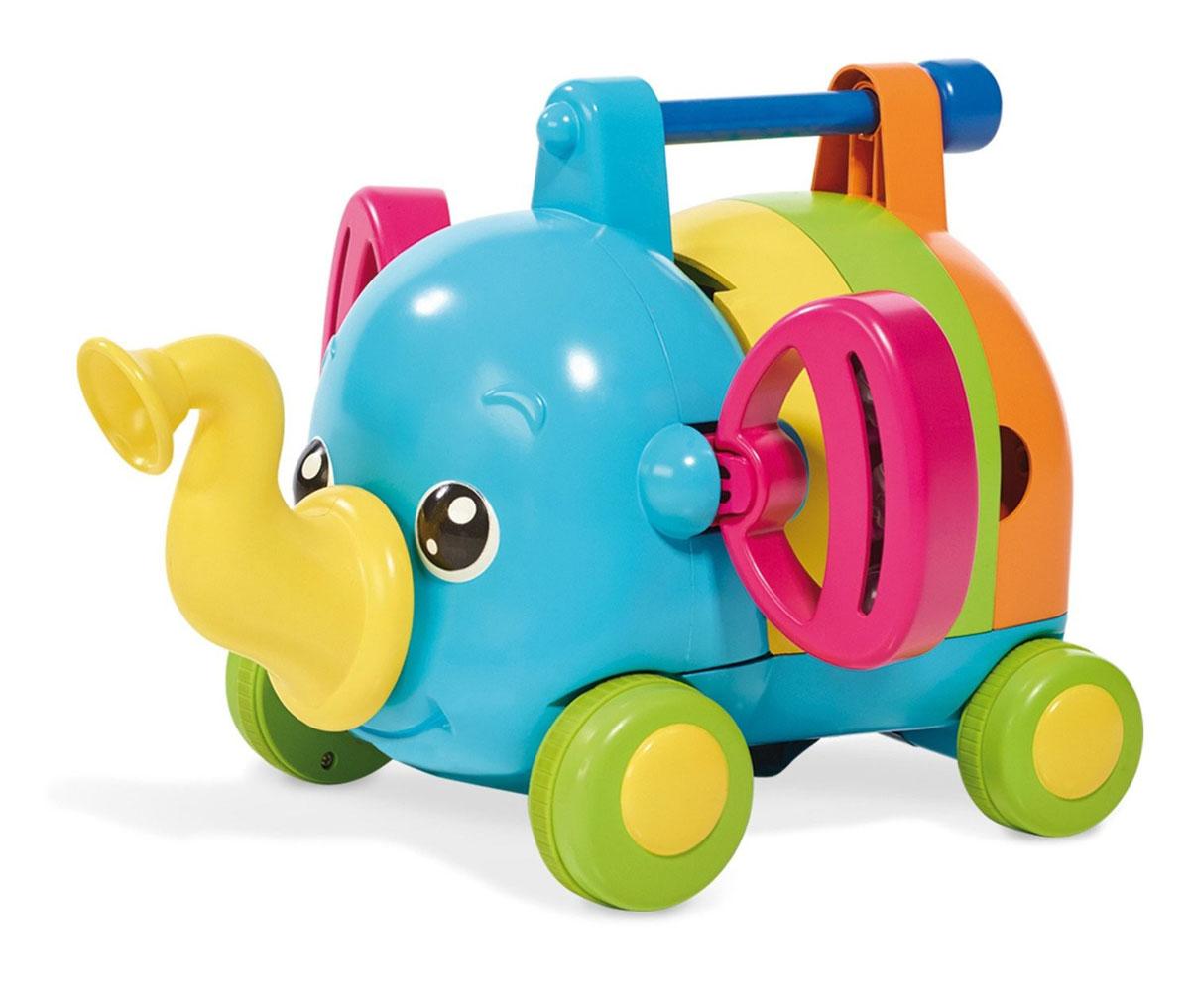 Tomy Развивающая игрушка Слоненок-оркестр игрушка tomy найди яйцо tomy