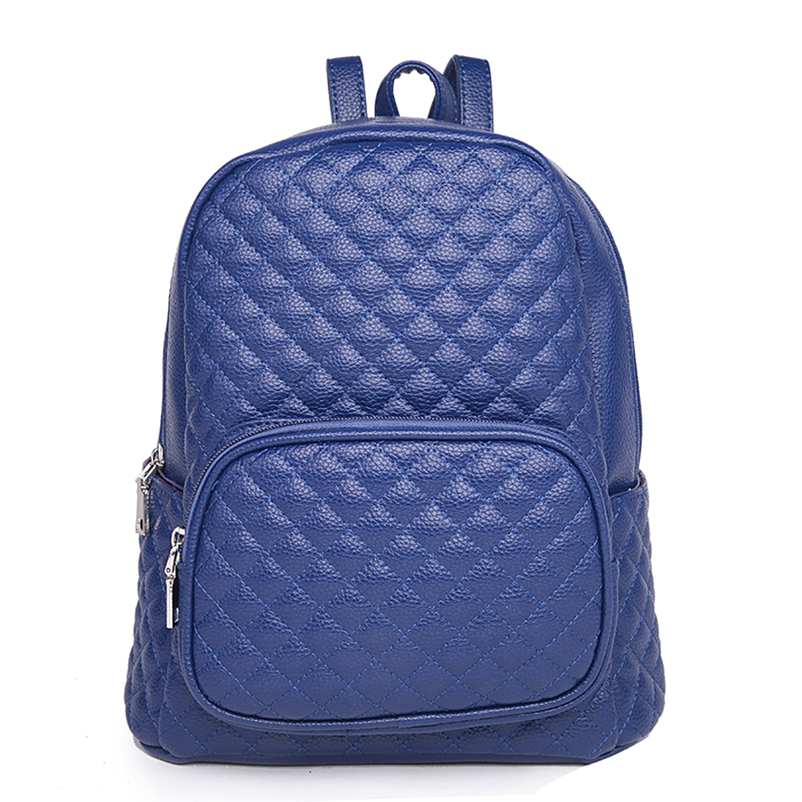 Рюкзак женский Orsa Oro, цвет: темно-синий. D-175/50 сумка женская orsa oro цвет черный d 123 46