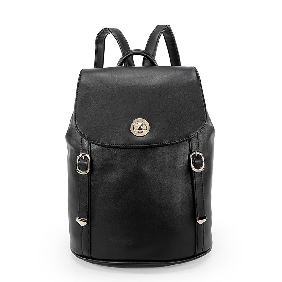 Рюкзак женский Orsa Oro, цвет: черный. D-185/59 сумка женская orsa oro цвет черный d 123 46