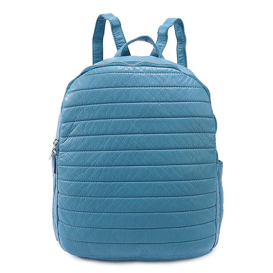 Рюкзак женский Orsa Oro, цвет: серо-голубой. D-192/37 сумка женская orsa oro цвет черный d 123 46