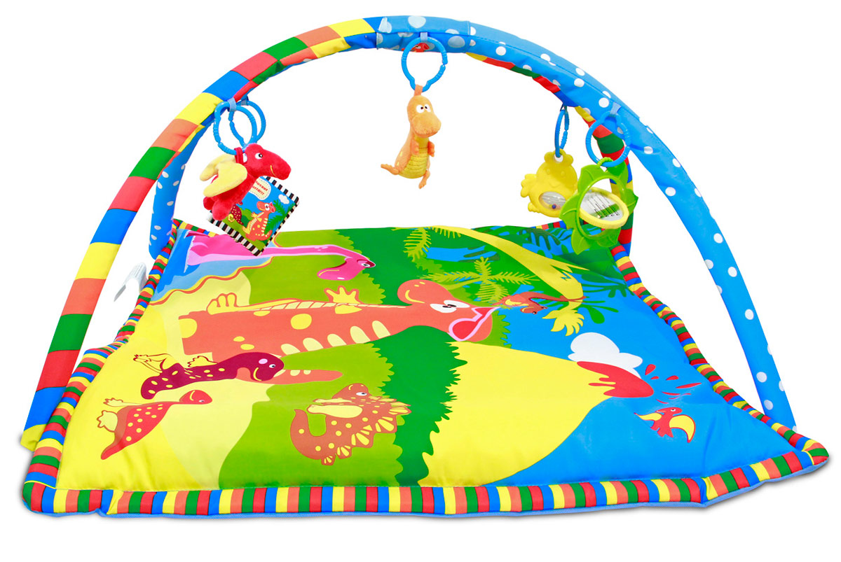 Ути-Пути Развивающий коврик Динозаврик, Shantou City Daxiang Plastic Toy Products Co., Ltd