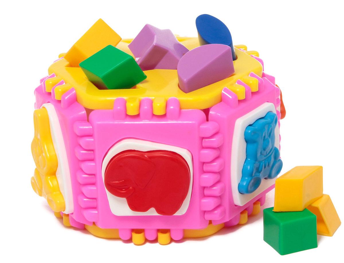 Развивающая игрушка Логический круг Nina/30