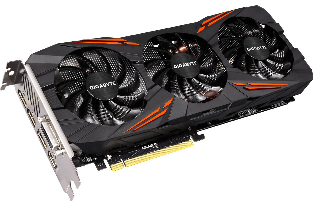 Gigabyte GeForce GTX 1080 G1 Gaming 8GB видеокарта