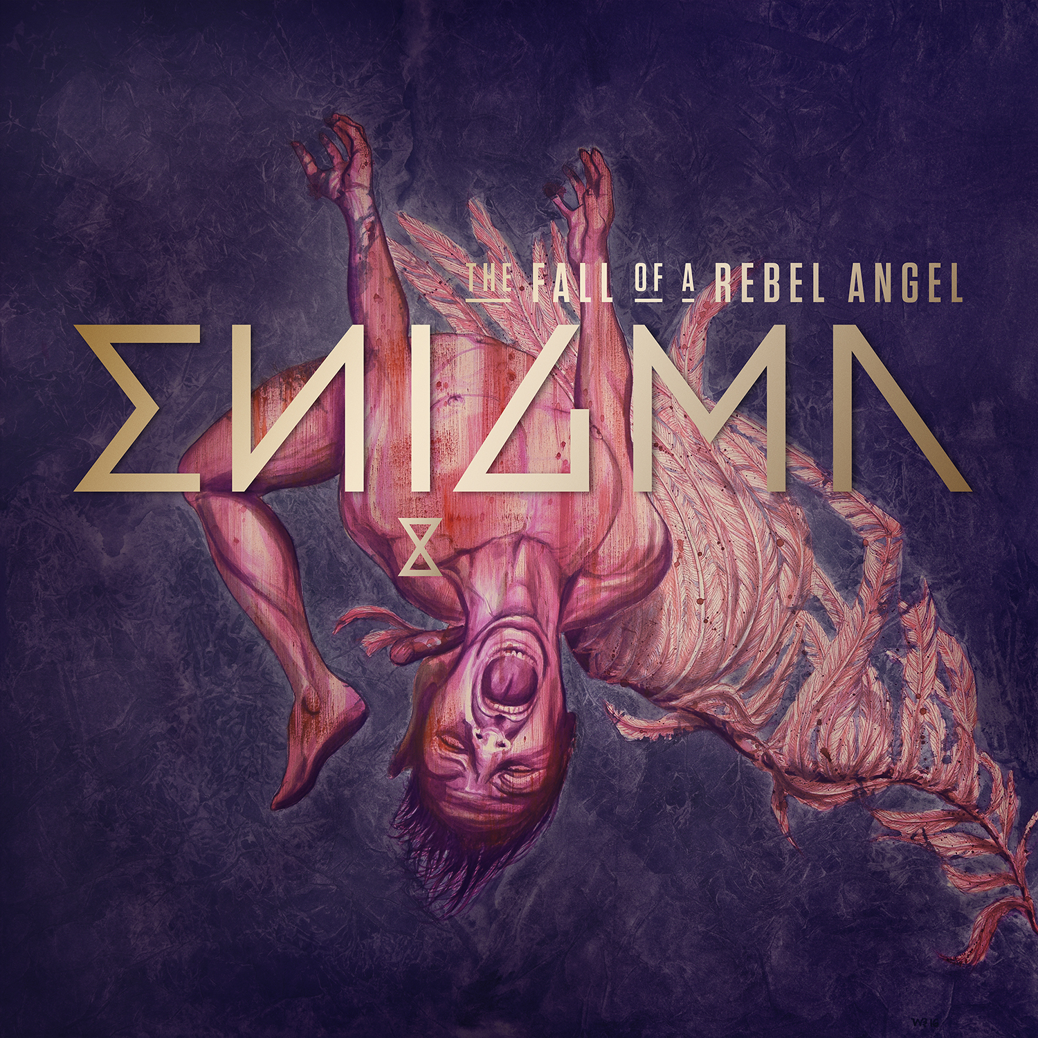 Enigma Enigma. The Fall Of A Rebel Angel cd enigma the fall of a rebel angel