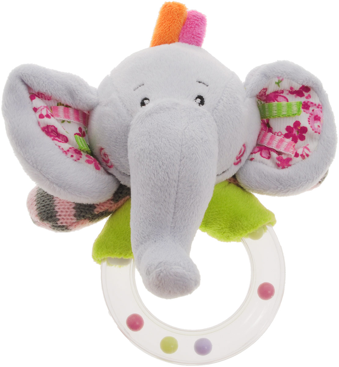Жирафики Погремушка Слон