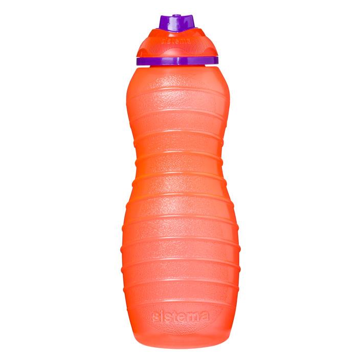 Бутылка для воды Sistema HYDRATE 700мл745NWМногоразовая бутылка вместимостью 700 мл пригодится в спортзале, на прогулке, дома, на даче. Герметично закрывается. Именно благодаря простоте и комфорту в использовании, качественным материалам и стильному дизайну, бутылочка для воды с поилкой так популярна. Можно мыть в посудомоечной машине.