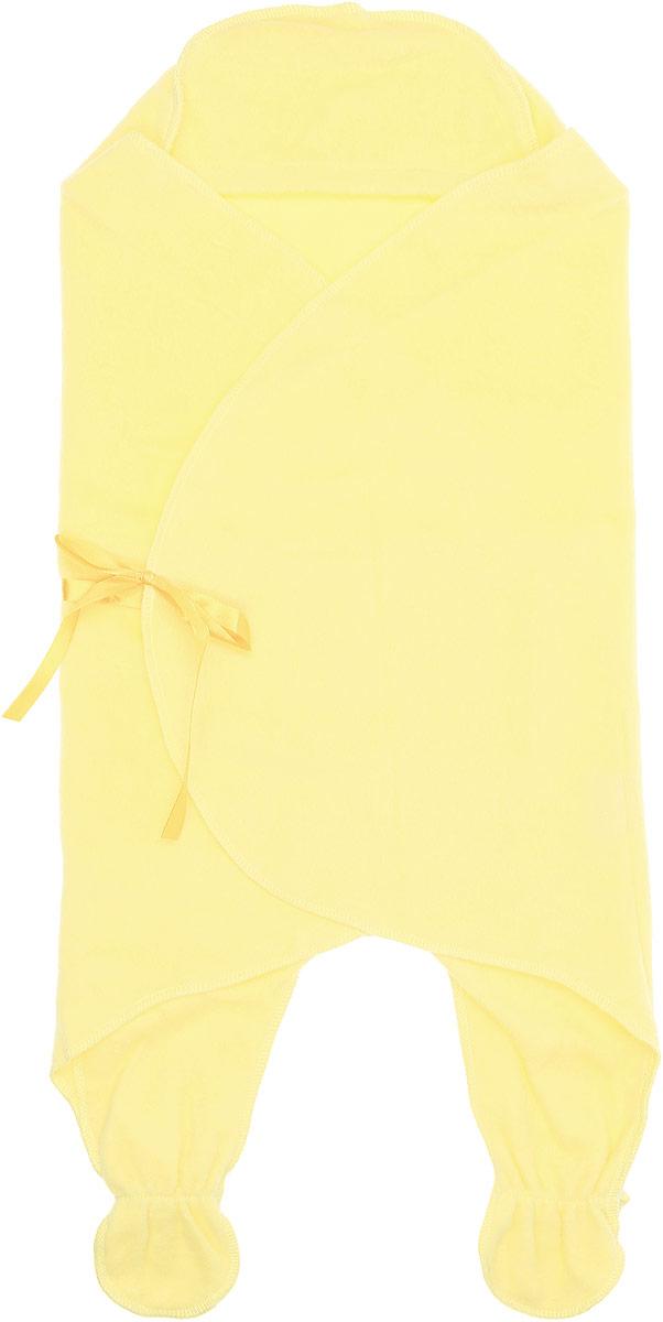Конверт для новорожденного Чудо-Чадо БыстрОдежка Эльф, цвет: желтый. КНХ04-000. Размер универсальныйКНХ04-000В дороге или на прогулке конверт-одеяло для новорожденного Чудо-чадо БыстрОдежка Эльф будет удобной альтернативой пледу. Пока малыш бодрствует, можно освободить ему ручки и дать возможность поиграть, а когда он заснет, вы сможете быстро укутать его, не побеспокоив.Конверт-одеяло Чудо-Чадо БыстрОдежка Эльф пригодится как дома, так и на прогулке. Вы сможете использовать его:- при выписке из роддома в теплое время года;- в автокресле или прогулочной коляске с трехточечными ремнями безопасности;- в слинге или кенгурушке;- в люльке;- в поликлинике;- просто на руках;- можно завернуть кроху после купания.Нижняя часть конверта выполнена в виде удобных штанишек с широким посадочным местом, с грудкой и закрытыми носочками, верхняя – в виде запахивающегося одеяла с капюшоном. Конверт надежно фиксируется при помощи завязок. Несколько петелек под завязки дают возможность использовать конверт-одеяло для детишек разной комплекции и регулировать полноту по мере роста малыша. Конверт-одеяло для новорожденного Чудо-Чадо БыстрОдежка Эльф выполнен из высококачественного 100% хлопка. Хлопок – дышащий, экологичный, впитывает лишнюю влагу, не вызывает аллергию и не раздражает кожу с повышенной чувствительностью.
