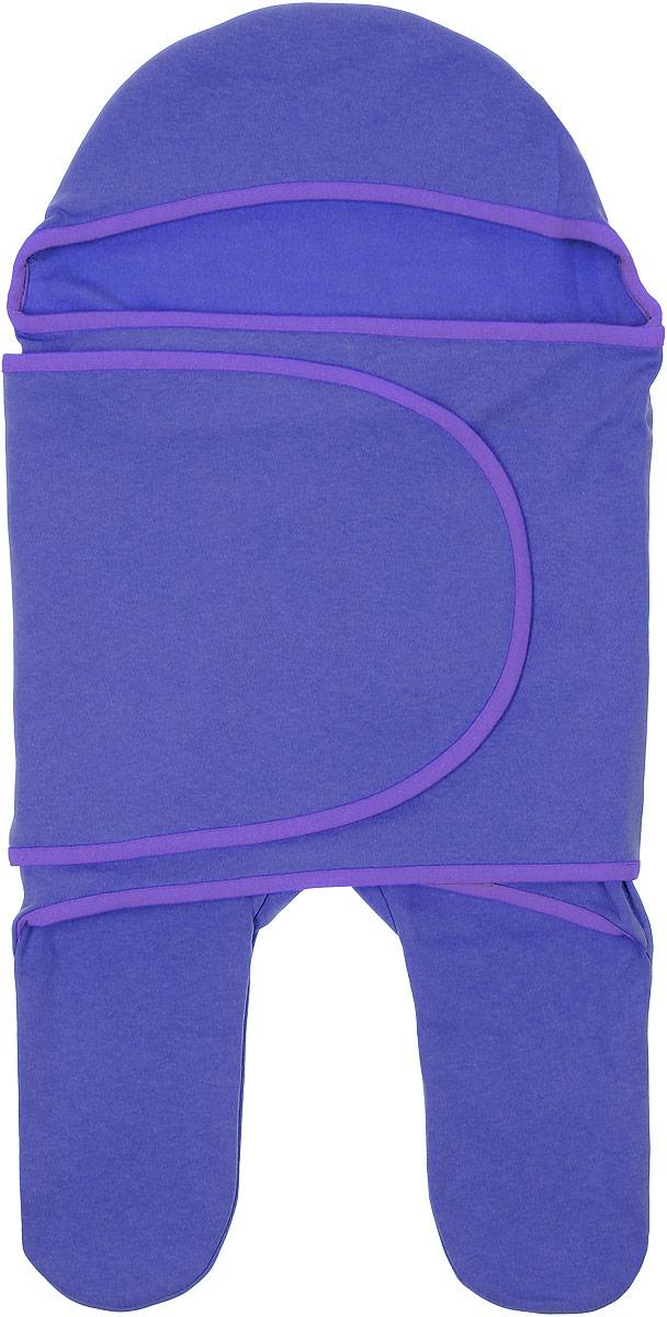 Комбинезон-конверт для новорожденного Mums Era Фьорд, цвет: фиолетовый. 34843. Размер 54/62, 0-3 месяца34843Комбинезон-конверт Mums Era Фьорд покорит любого родителя своей удобной простотой. Изделие выполнено из натурального хлопка. Материал очень мягкий, приятный к телу, хорошо пропускает воздух, не раздражает нежную кожу ребенка.Благодаря штанинам комбинезон удобен для поездок малыша в автокресле или в люльке (где его нужно пристегнуть). На изделии предусмотрена специальная вставка под подгузник для дополнительного объема. Длинный рукав комбинезона оборачивается вокруг ребенка наподобие пеленки. По краям комбинезон-конверт оформлен окантовкой.Комбинезон-конверт - удобная и многофункциональная одежда для первых месяцев жизни младенца. Он защитит малыша от холода и сквозняка, а также подарит ощущение уюта и комфорта!