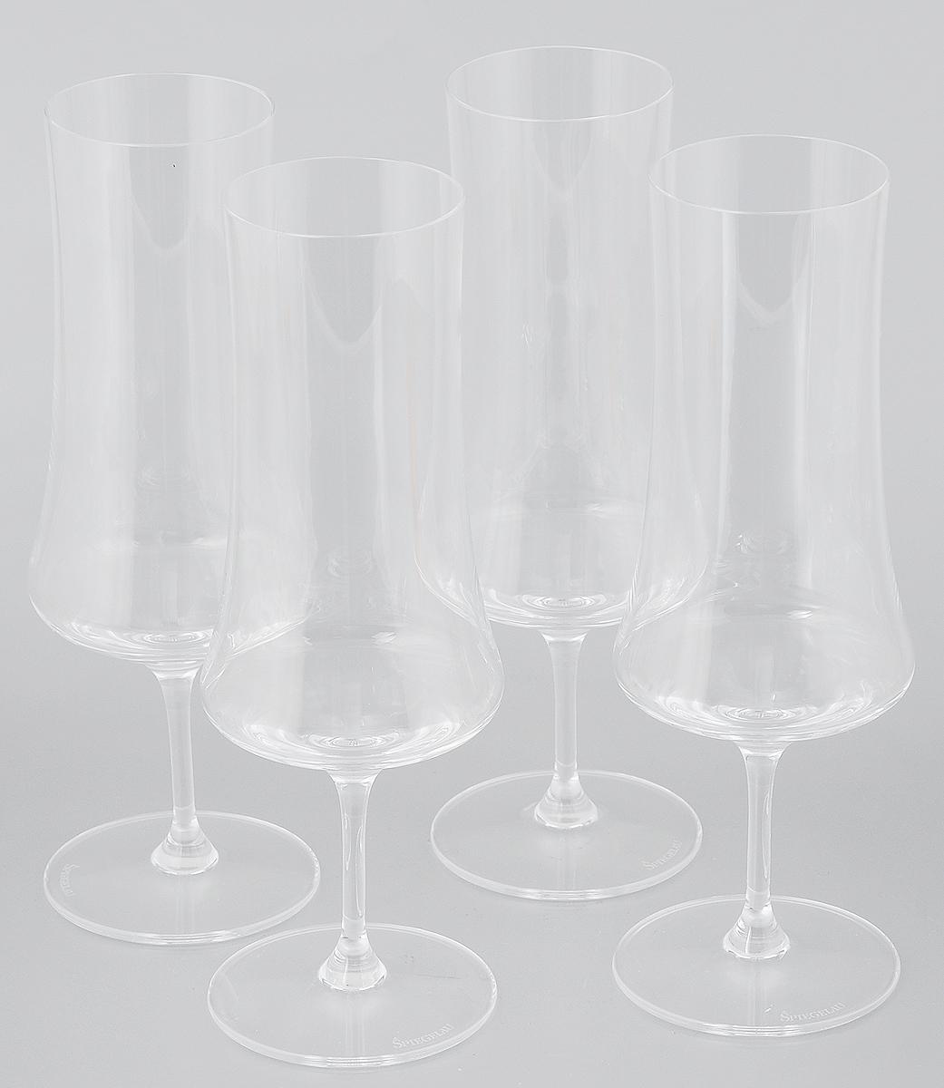 Набор бокалов для виски Spiegelau Виллсбергер Анниверсари, 350 мл, 4 шт набор бокалов для бренди коралл 40600 q8105 400 анжела